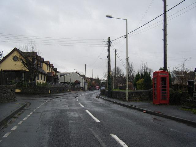 Porthcawl Road, South Cornelly.