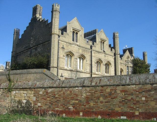 Peterhouse - a Cambridge college