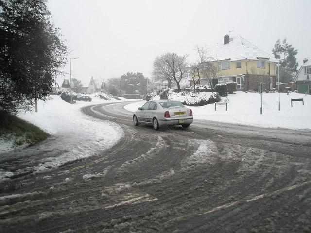 Taxi in Barncroft Way
