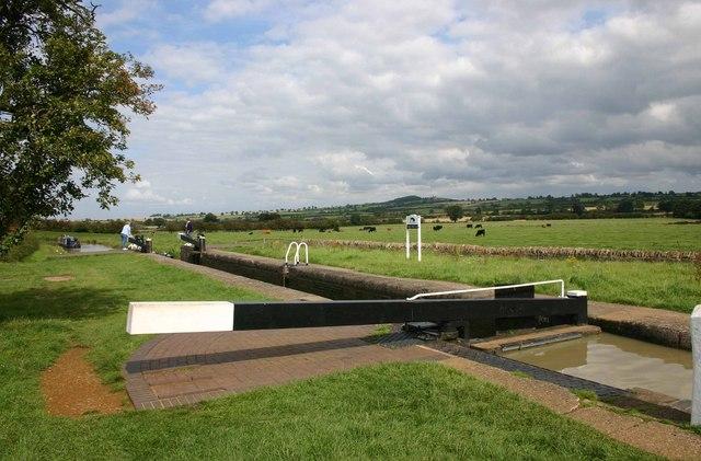 Napton Adkin's Lock, Oxford Canal