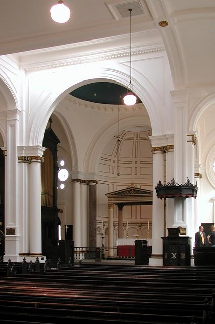 St Andrew, Hove, Sussex - Interior