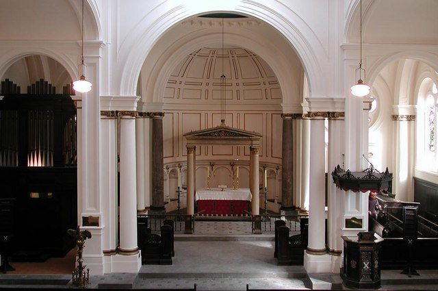St Andrew, Hove, Sussex - East end