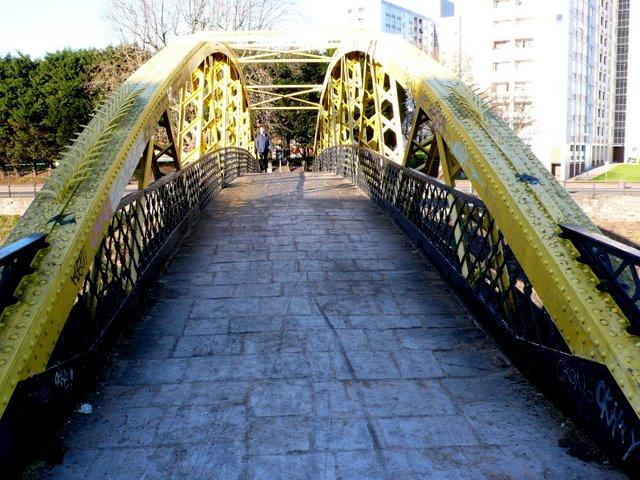 River Avon Footbridge