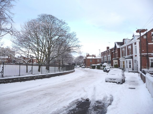 College Grove Road