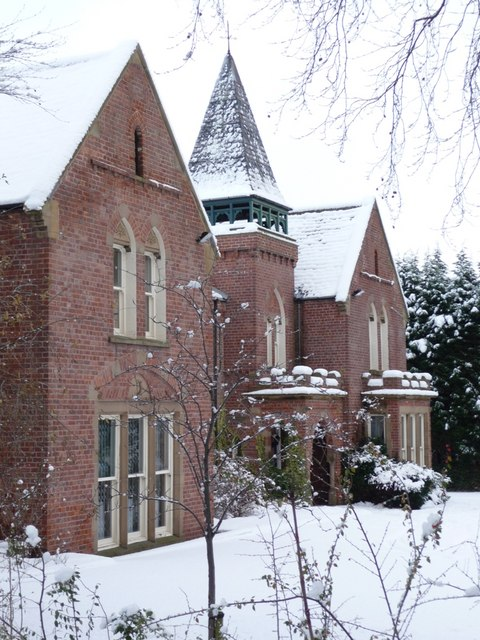 Grove Hall, College Grove Road