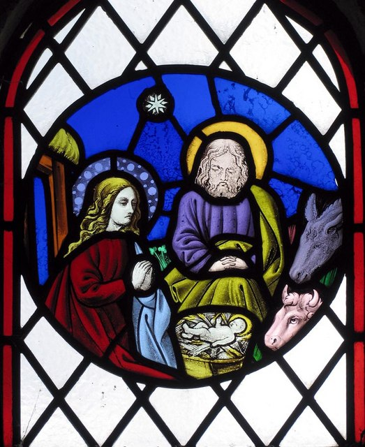 St Andrew, Beddingham, Sussex - Window
