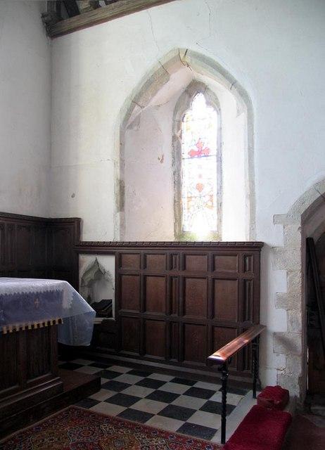 St Andrew, Beddingham, Sussex - Sanctuary