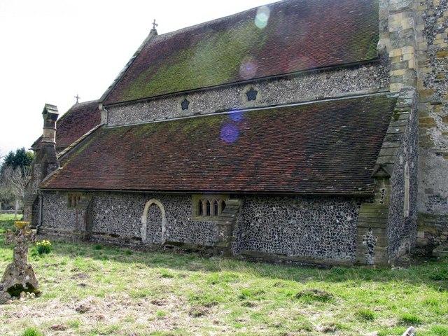 St Andrew, Beddingham, Sussex