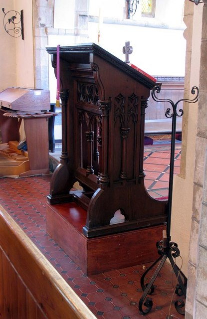 St Mary, Tarring Neville, Sussex - Interior