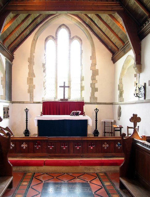 St Mary, Tarring Neville, Sussex - Chancel
