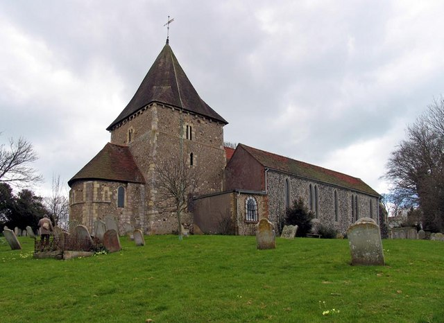 St Michael, Newhaven, Sussex