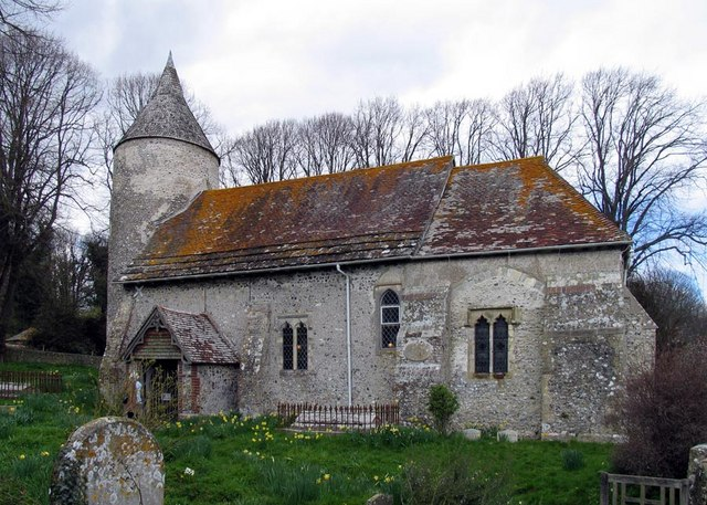 Southease Church, Sussex