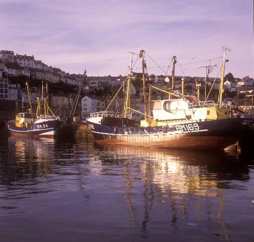 Brixham Fishing Fleet