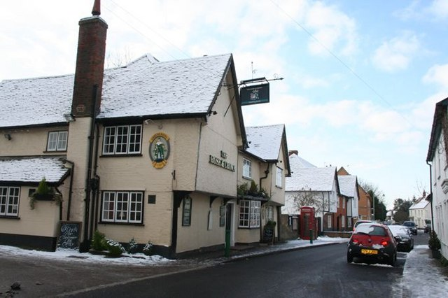 Rose and Crown on the High Street