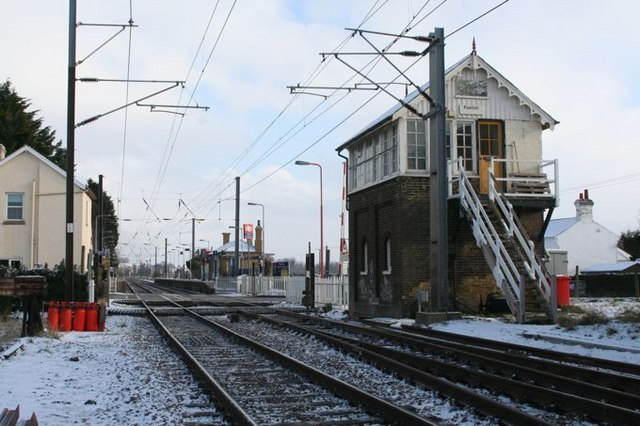 Foxton Signal Box