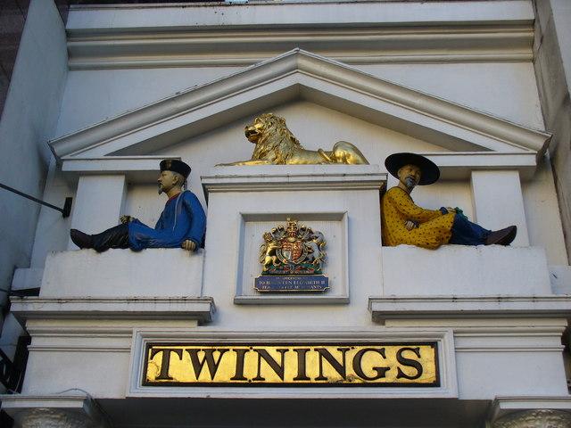 Twinings, Fleet Street