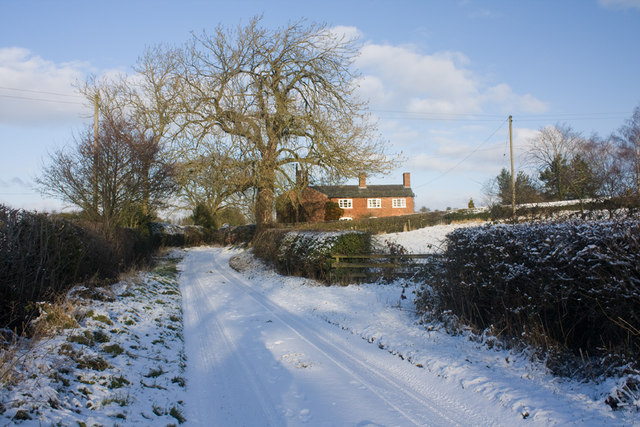 Lymers Lane, Fradswell, Staffordshire