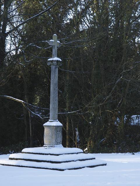Cross on Church Lane