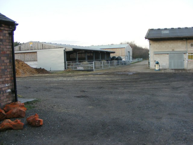 Forge Mill Cow Sheds