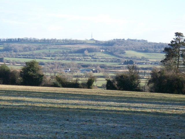 View from Copse Hill
