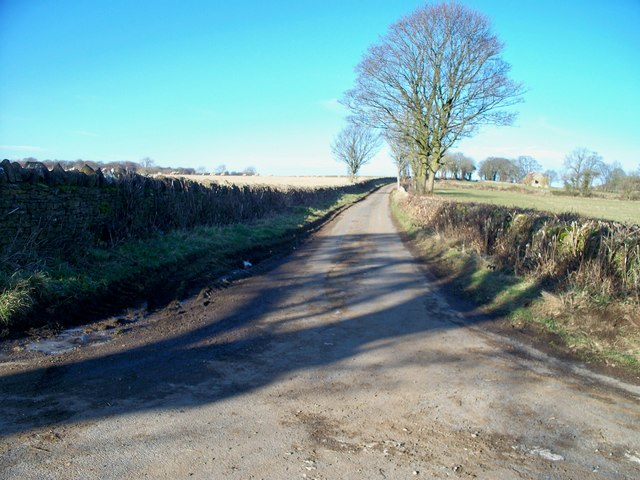 Road to the B4068