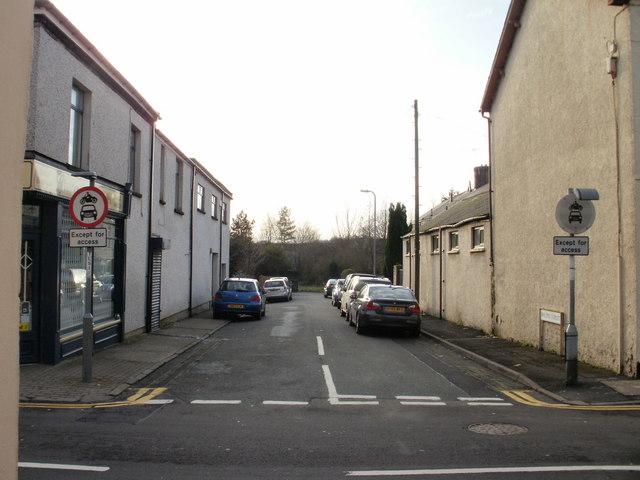 Malpas Street, Old Cwmbran