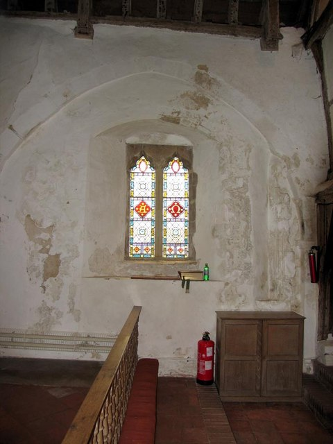 Southease Church, Sussex - Interior