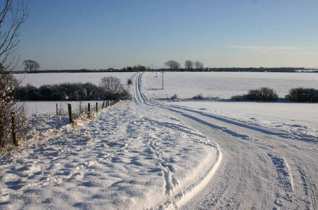Driveway to Hillfields