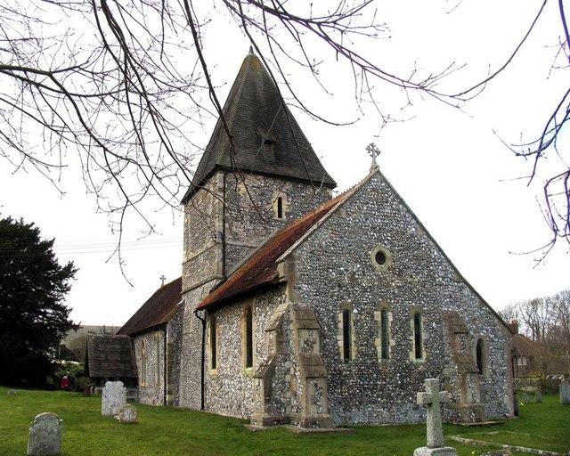 St Nicholas, Iford, Sussex