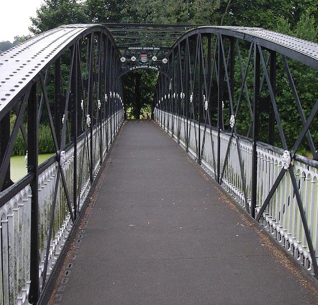 Burton-on-Trent - Andressey Bridge