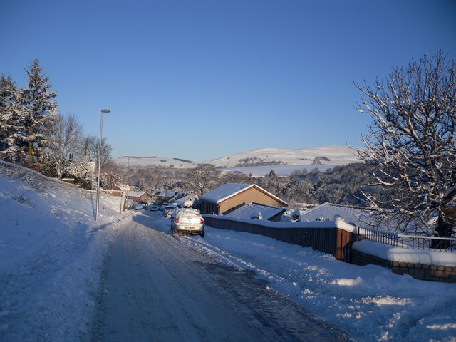 Windyknowe Road, Galashiels