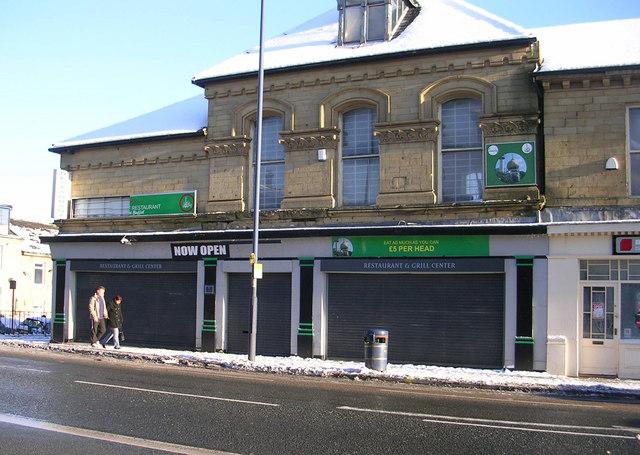 Restaurant - Manningham Lane