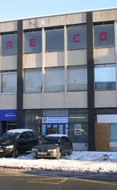 Sonali Bank (UK) Ltd - Manningham Lane