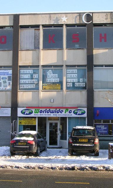 Worldwide PC - Manningham Lane