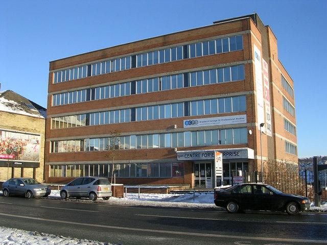 ATL Centre for Enterprise - Manningham Lane