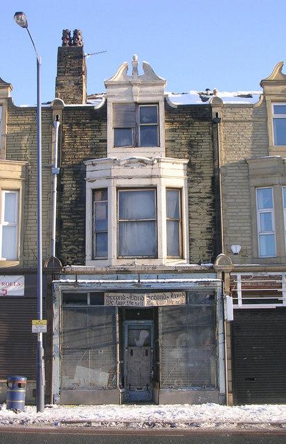 Secondhand Shop - Manningham Lane