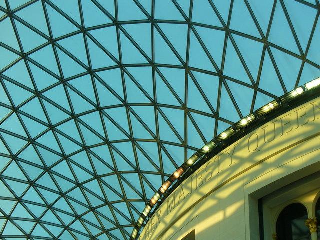 British Museum Roof