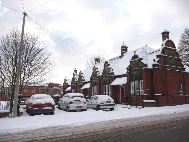 Almshouses off Westfield Road
