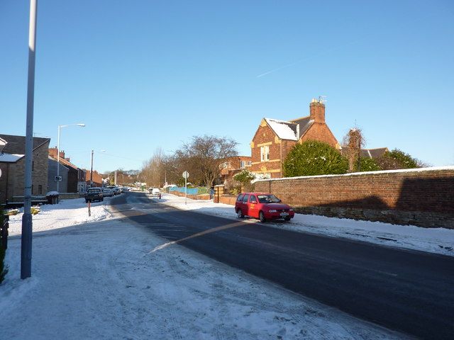 Old Road, Ashgate, Chesterfield