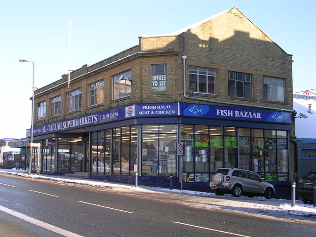 Al-Falaah Supermarkets - Manningham Lane