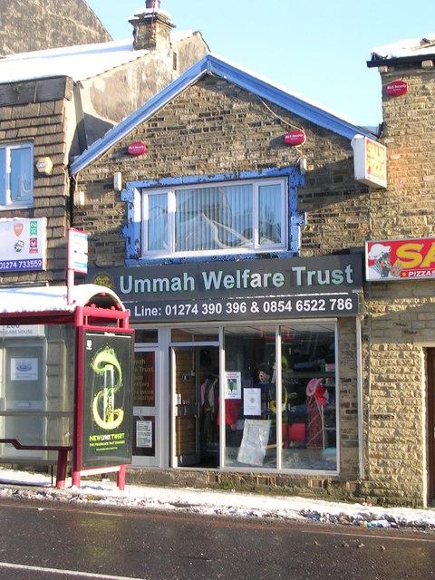 Ummah Welfare Trust - Manningham Lane