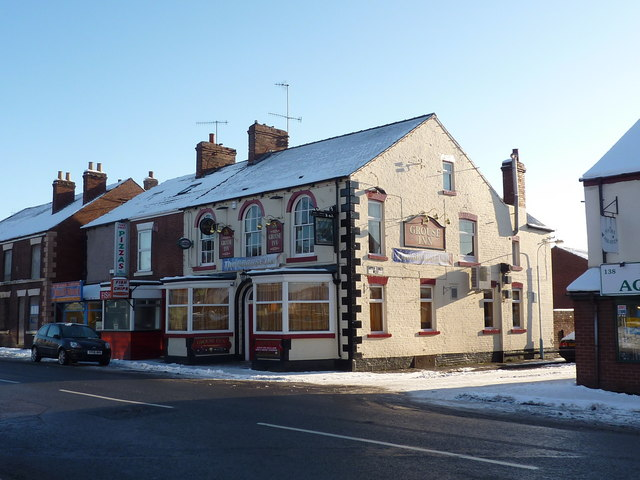 The Grouse Inn, Chatsworth Road