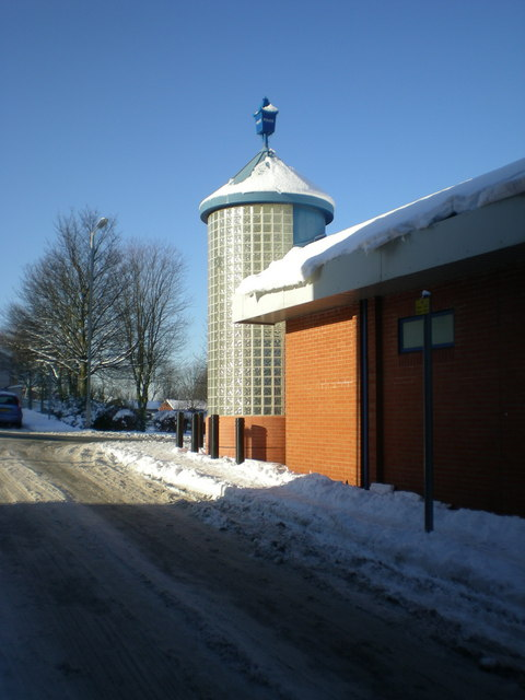 Heywood police station