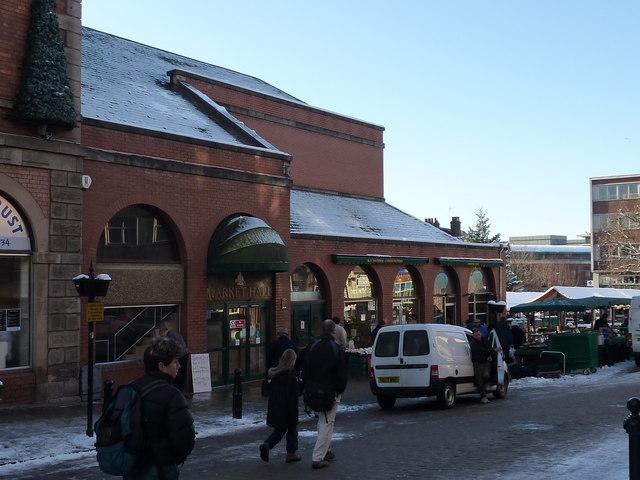 Market Hall, High Street