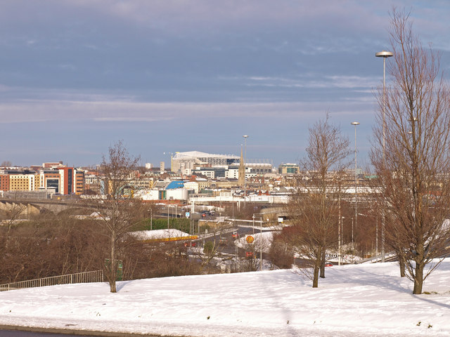 View from Bensham