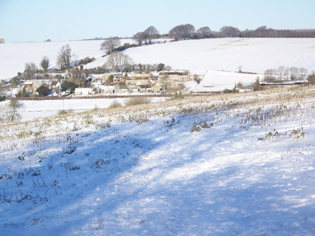 View across to Whitlocks