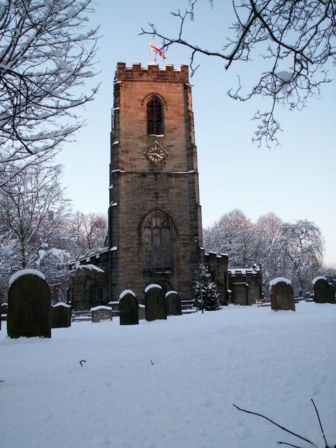 Darton All Saints Church