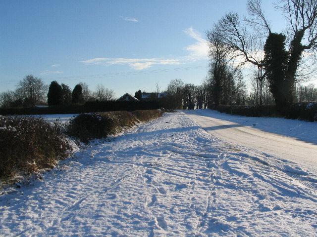 Crackley Lane