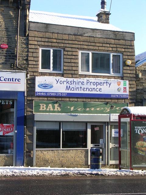 Bar Venezia - Manningham Lane