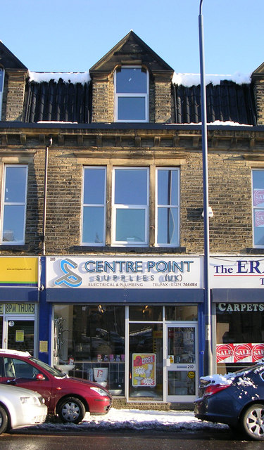 Centre Point Supplies - Manningham Lane